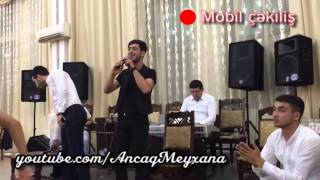 Elmin ft. Şamil - Popuri musiqili meyxana 2015 (Sahil qesebesi, Primorski) Mezun gecesi