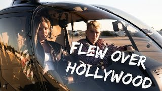 HELICOPTER FLIGHT WITH ALISSA VIOLET AND JAKE PAUL