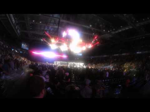 UFC Saskatoon post-fight interviews