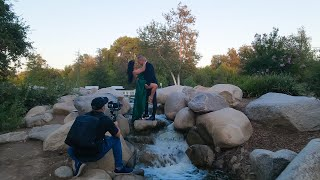 Behind The Scenes Couple Photo-Video Session | Thousand Oaks | CA