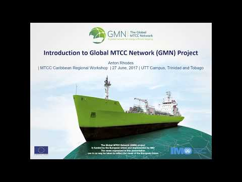 Introduction to Global MTCC Network (GMN) Project