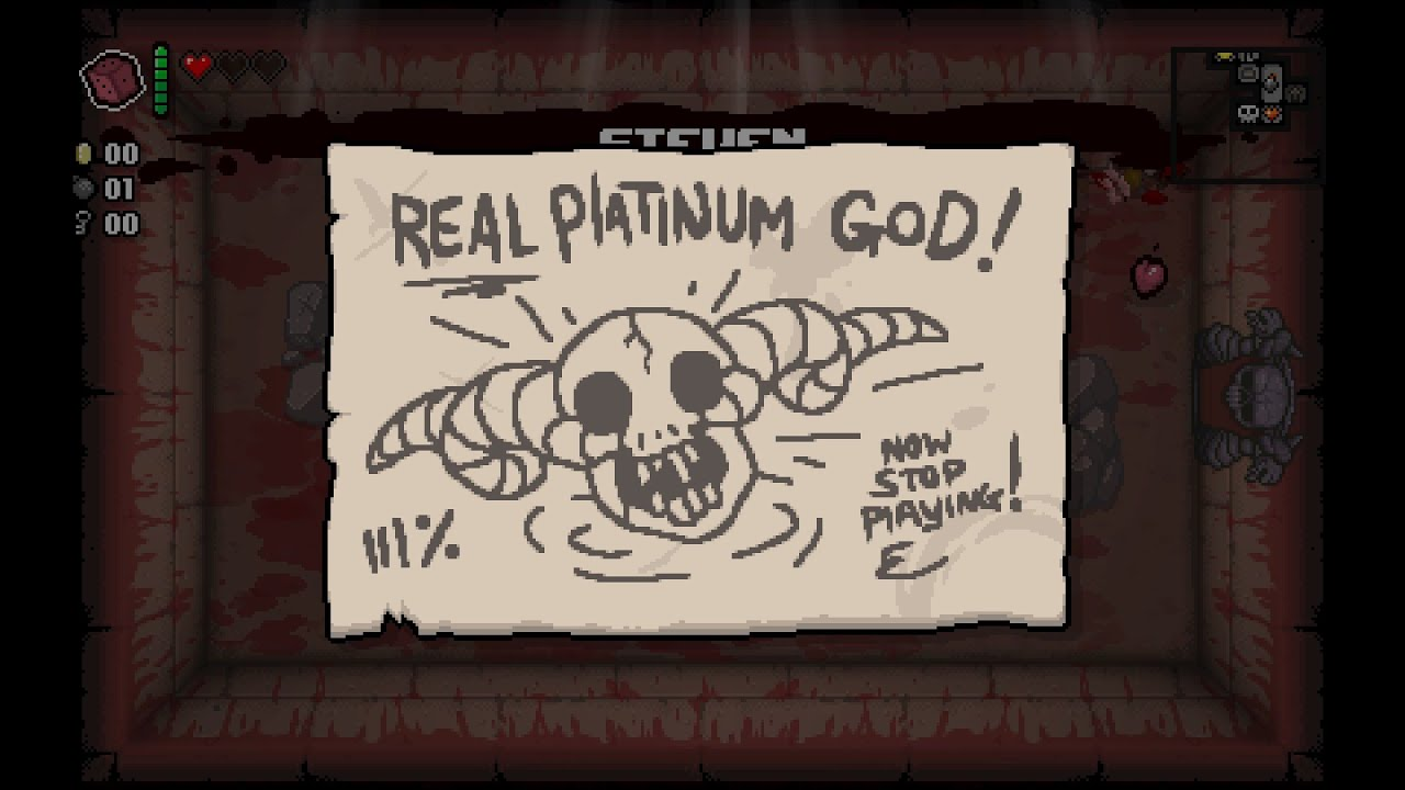 how to get the real platinum god