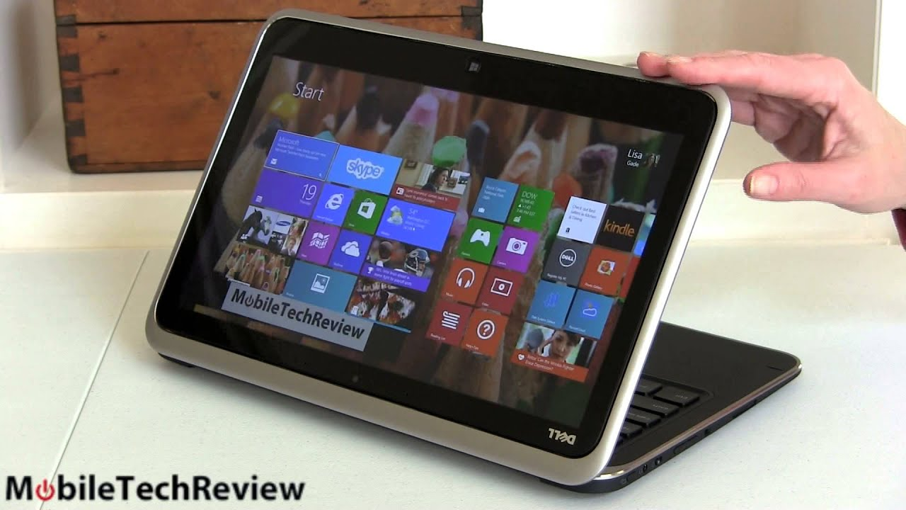 Dell XPS 12 review - CNET