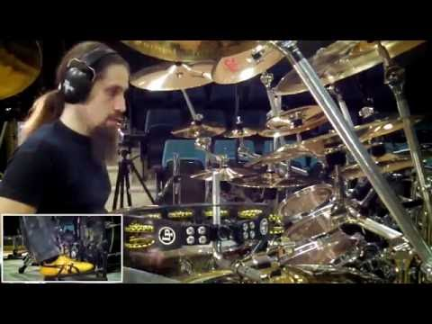 Dream Theater - Hell's Kitchen & Lines in the Sand (Drum Cover by Panos Geo)