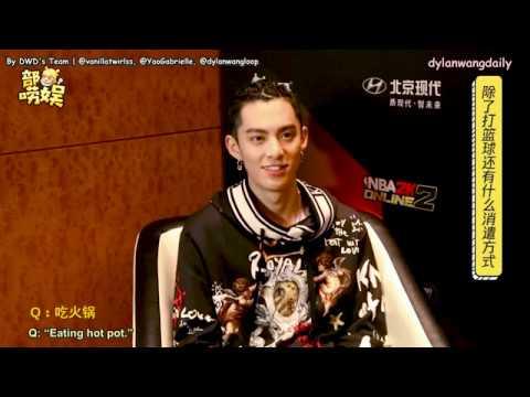 [ENGSUBS] 180920 部唠娱 Interview - Dylan Wang (王鹤棣)
