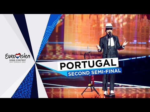 The Black Mamba - Love Is On My Side - Portugal ?? - Second Semi-Final - Eurovision 2021
