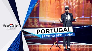 The Black Mamba - Love Is On My Side - Portugal 🇵🇹 - Second Semi-Final - Eurovision 2021