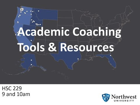 Academic Coaching Tools & Resources CPP Conference 2017