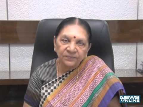 AHMEDABAD : CHIEF MINISTER ON GUJARAT RAIN