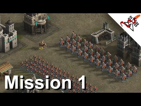 Cossacks 3 - Mission 1 THE BATTLE OF EDGEHILL | Roundheads vs Cavaliers  [IMPOSSIBLE Difficulty]