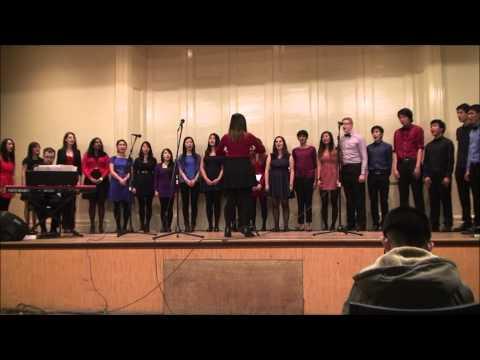 Shoshone Love Song - Apollo Health Music Society Choir - Twilight Concert 2014