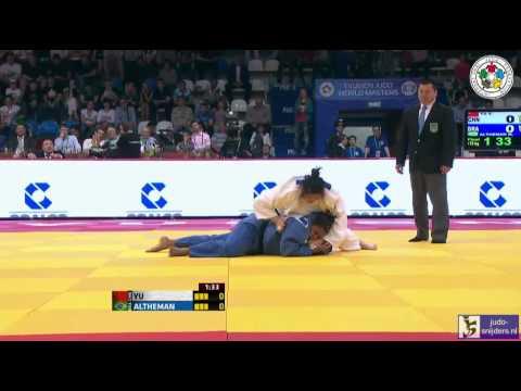 Judo World Masters Tyumen: Yu (CHN) - Suelen Alman (BRA) [+78kg] final