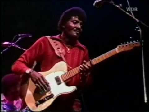 Albert Collins - Cold Cold Feeling, 1981