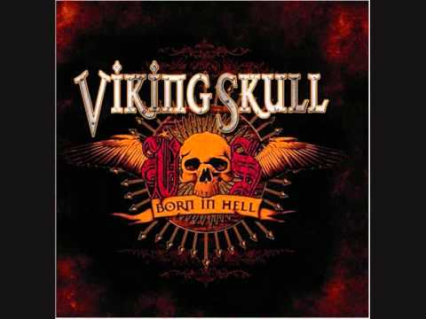 Viking Skull - Beer, Drugs and Bitches