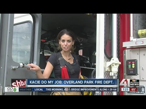 Kacie Do My Job: Overland Park Fire Department