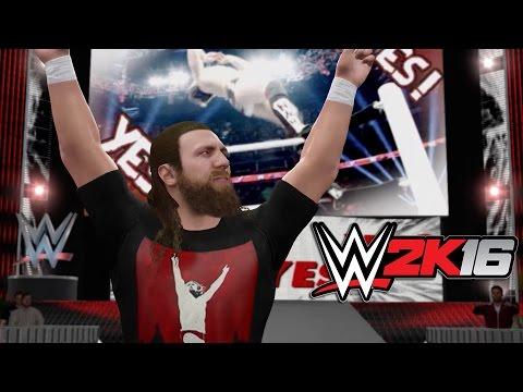 Daniel Bryan Entrance Trailer - WWE 2K16