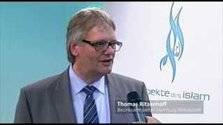 Religionsunterricht in Schulen - Bezirksamtsleiter Thomas Ritzenhoff