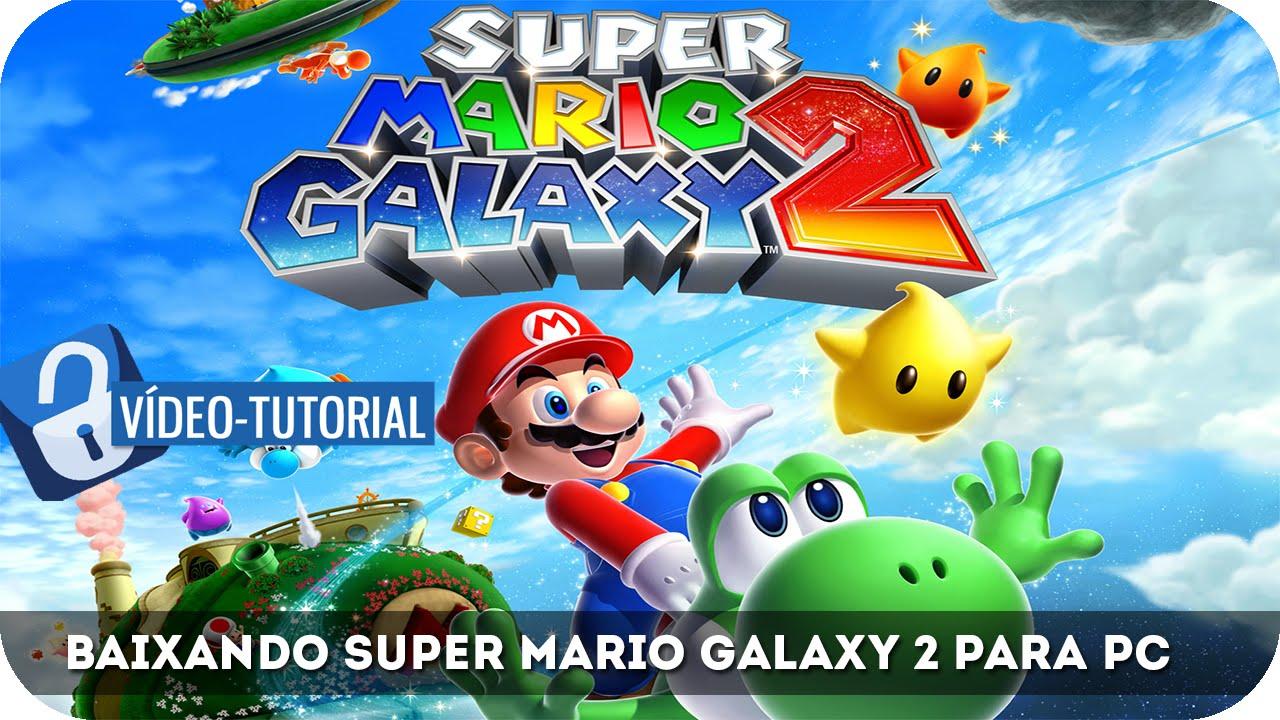 Como baixar e instalar Super Mario Galaxy 2 : Para PC