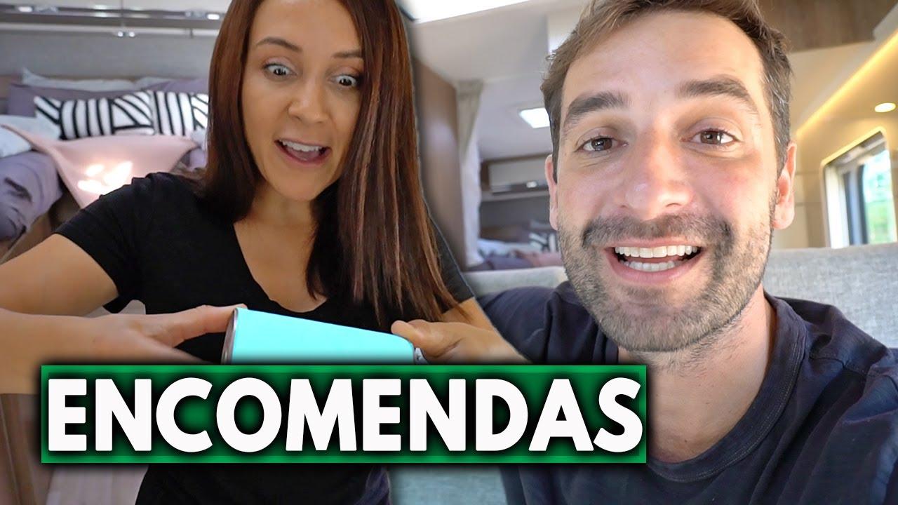 SEM VERGONHA DE PEDIR ENCOMENDAS DO EXTERIOR | Travel and Share