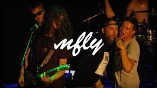 De Skaggerz - Ga je Mee (Feat. Dikke Rik) // MFLY LIVE SESSION