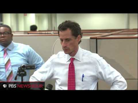 Anthony Weiner and Wife Talk Newest Lewd Photo Controversy