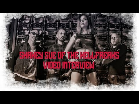 GBHBL Whiplash: Shakey Sue of The Hellfreaks!