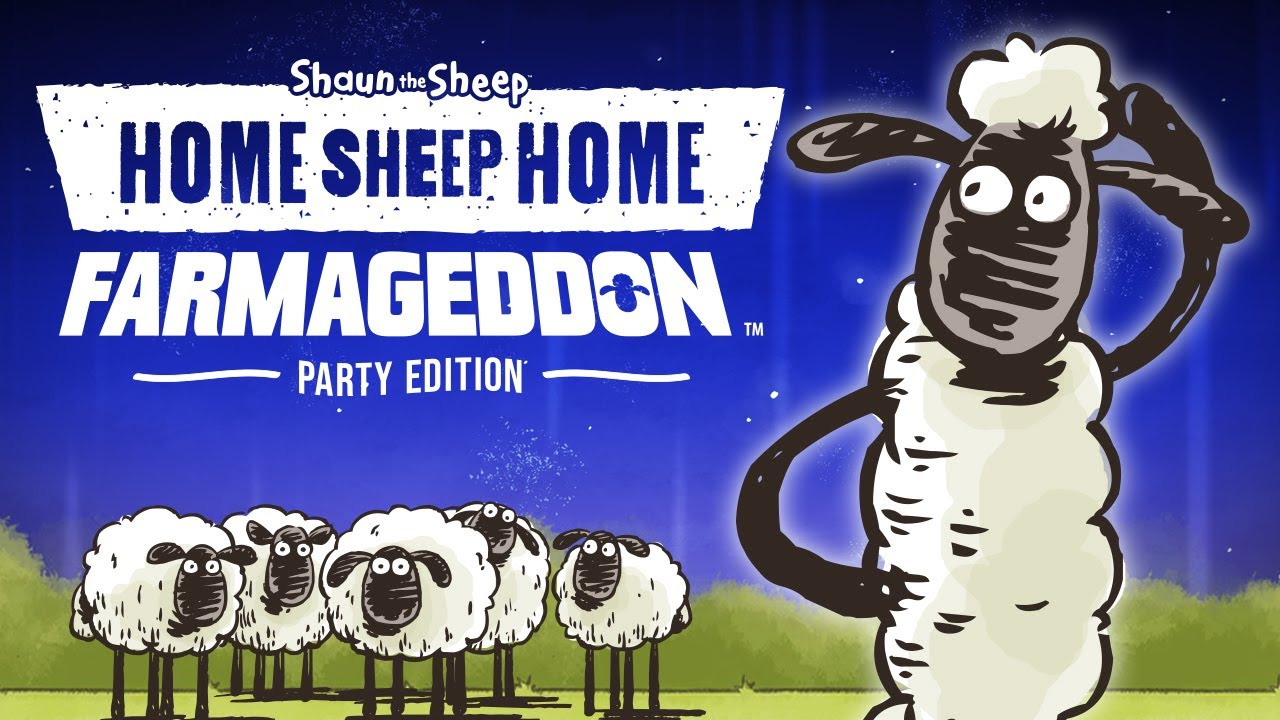 Home Sheep Home Farmageddon Party Edition - OUT NOW on Nintendo Switch!