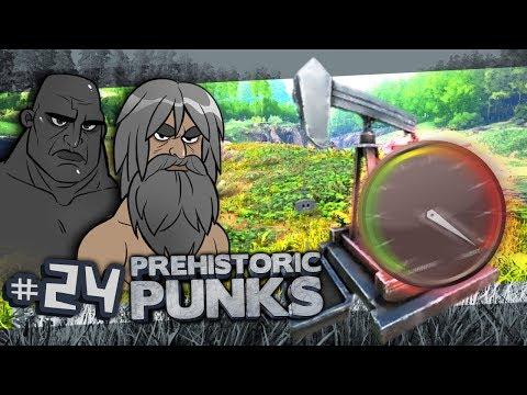 ARK Prehistoric Punks #24 - Oil Barons