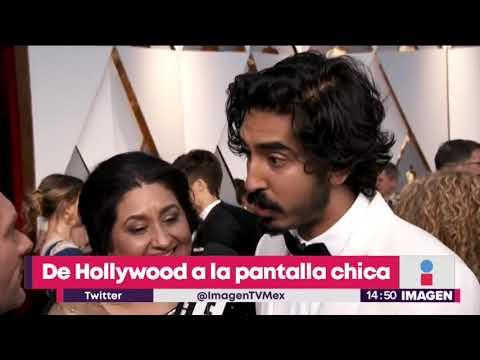 Estrellas de Hollywood se salen del cine para trabajar en televisión | Noticias con Yuriria