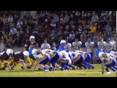 Menominee Maroon High School Football Game 9 27 13