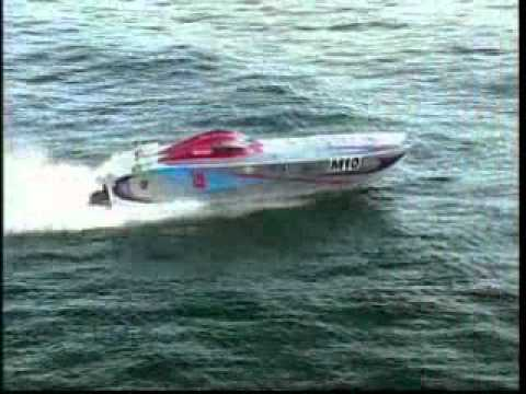 ICEMAN Powerboat TV - the Carib Great Race - Modified MAX 203 - 2009