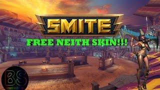 Free Neith Instakill skin! - Codes