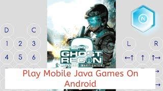 Download Play J2ME (Jar/Java/Jad) Games On Android Mobile [HOT🔥]