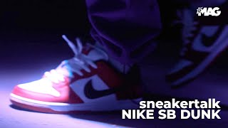 Sneakertalk - Nike SB Dunk