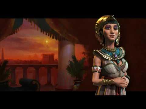 Egypt Theme - Atomic (Civilization 6 OST) | El Helwa Di