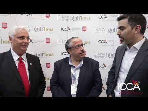 ICCA Dubai MEFF Restaurant Development Conference 2017