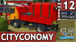 CityConomy #12 SKILLTREE Stadt Service Simulator