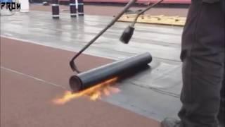 видео Кровельные работы в Минске монтаж ремонт кровли