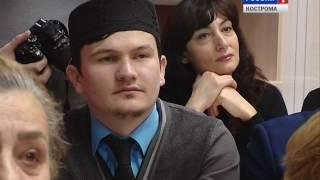 В Костроме открылась Воскресная школа при Доме национальностей(, 2016-11-08T15:34:24.000Z)