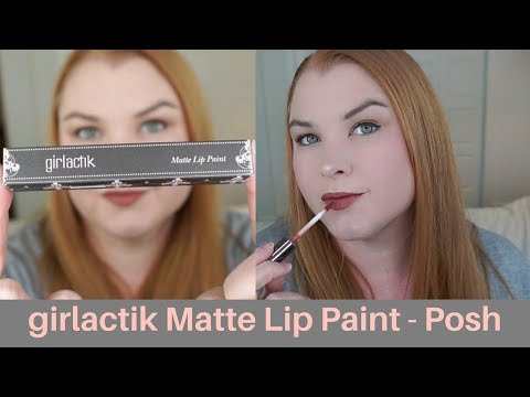 girlactik-matte-lip-paint-review-and-demo-of-the-shade-posh