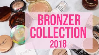Bronzer Collection 2018! | Lauren Mae Beauty