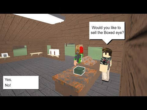 Can You Sell A Boxed Eye? (Bob Shack) Lumber Tycoon 2 Roblox