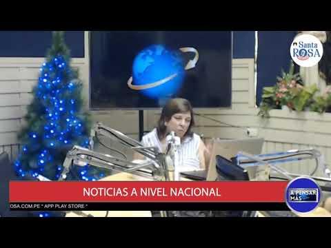 'A PENSAR MÁS CON ROSA MARÍA PALACIOS' 14-12-2018
