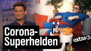Corona: Nichts tun rettet Leben  | extra 3 | NDR