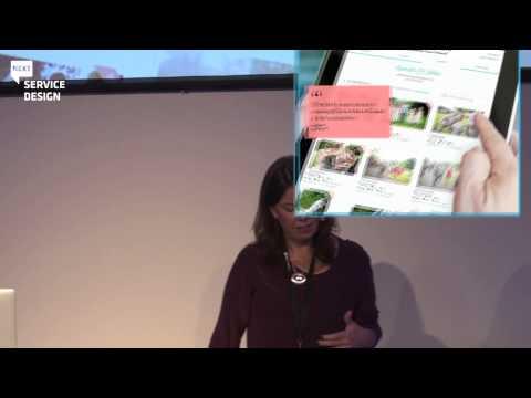 Lisa Lindström -- The Design in Service Design