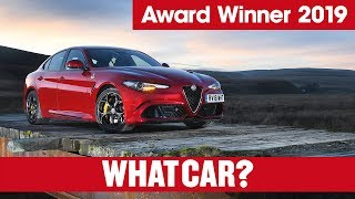 Alfa Romeo Giulia Quadrifoglio – why it's our 2019 Performance Car | What Car? | Sponsored
