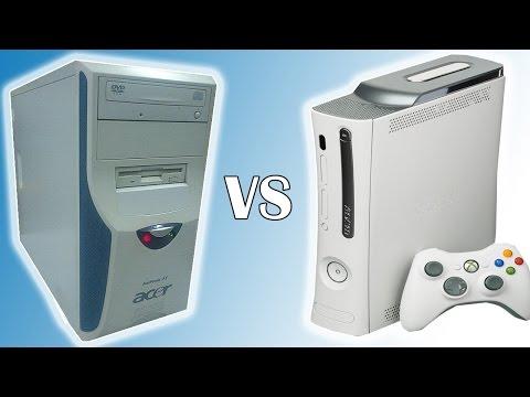 The $25 Gaming PC Vs Xbox 360