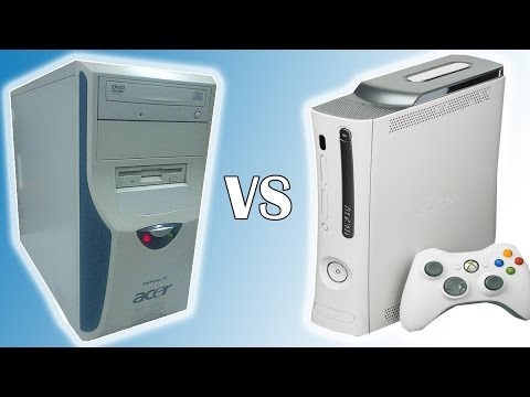 The $25 Gaming PC Vs Xbox 360