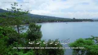 Video Adzan Sholat Maghrib (Pemandangan Alam Indonesia yang indah)