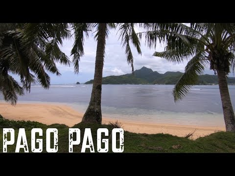 Pago Pago, American Samoa | Spending the day with a local